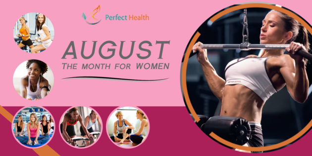AUGUST – THE MONTH FOR WOMEN