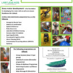 Limitless Kids Kinderkinetics