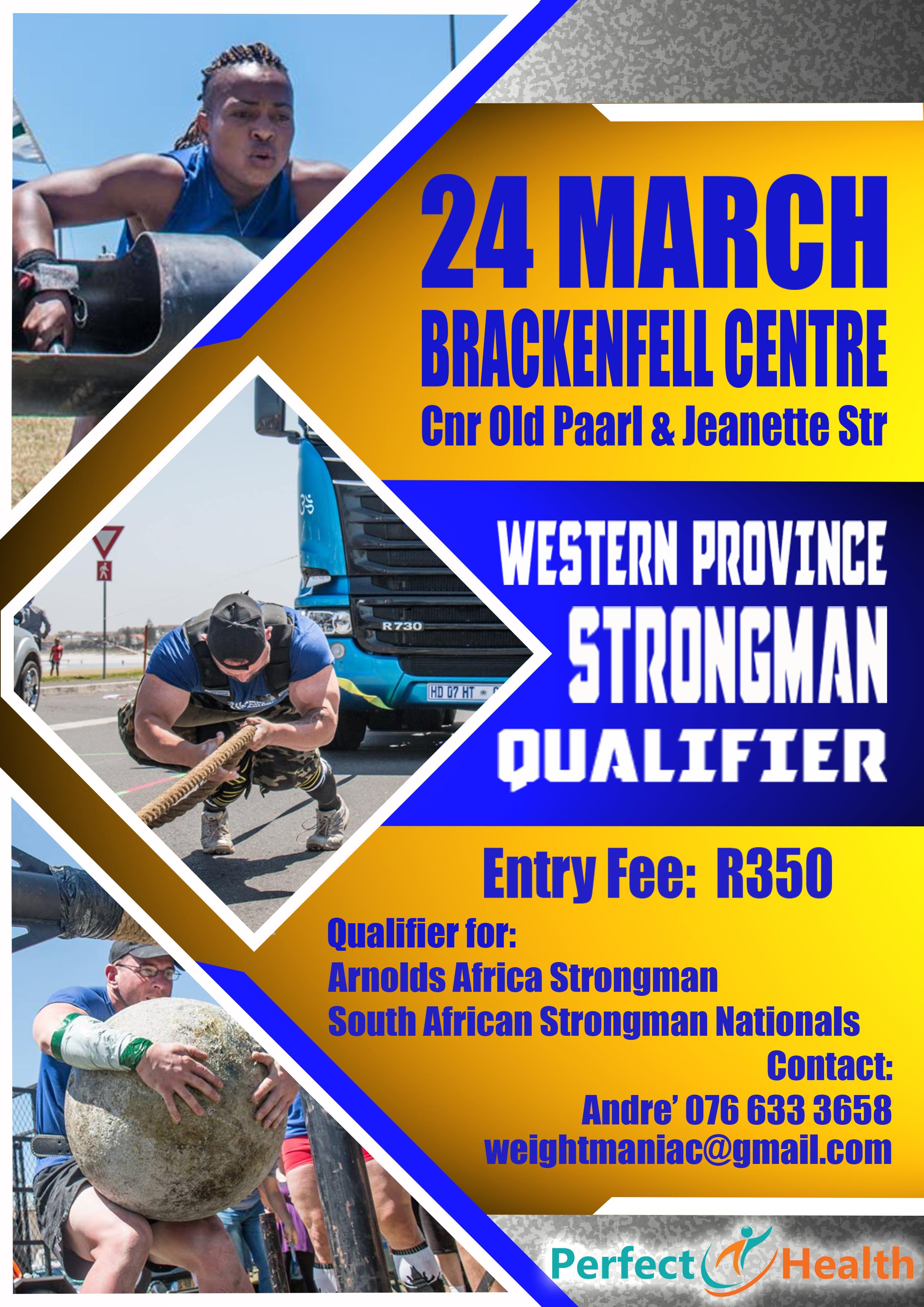 WPS Qualifier Poster